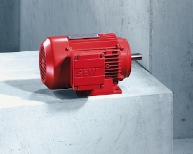 Sew Eurodrive AC Motor Type DT/DV