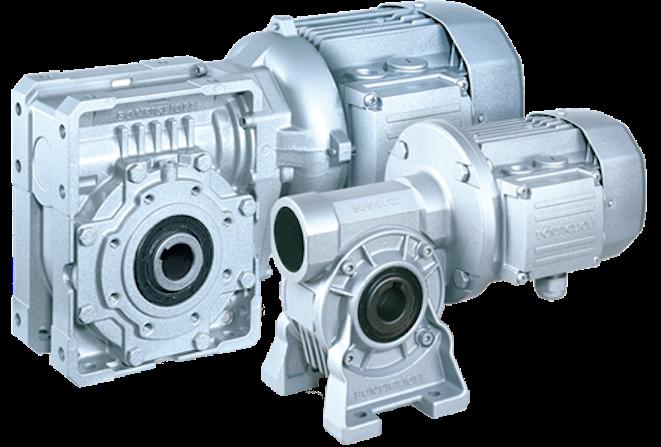Bonfiglioli Worm Gear Motor Type VF/W
