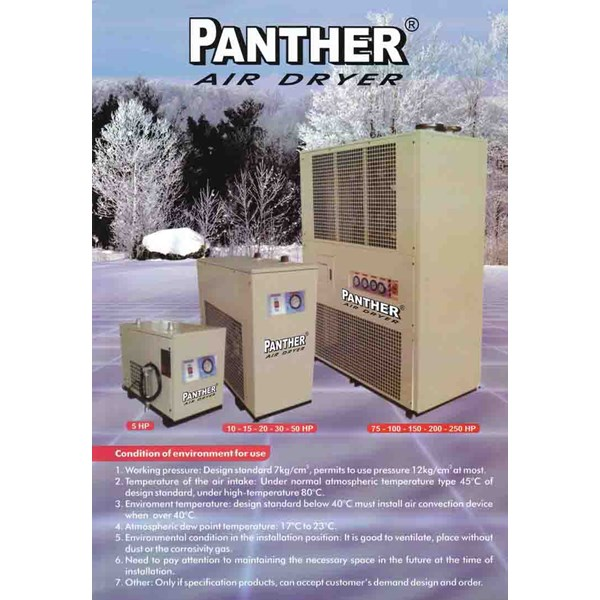 PANTHER AIR DRYER